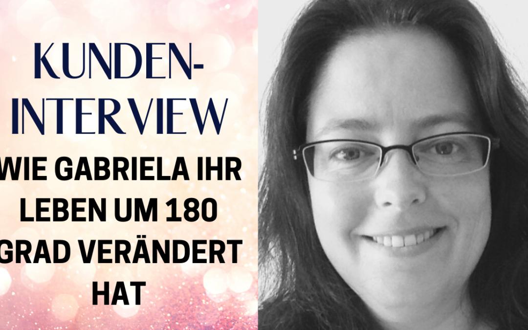 Erfolgs-Interview Gabriela