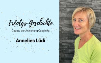 Erfolgsgeschichte Annelies Lüdi