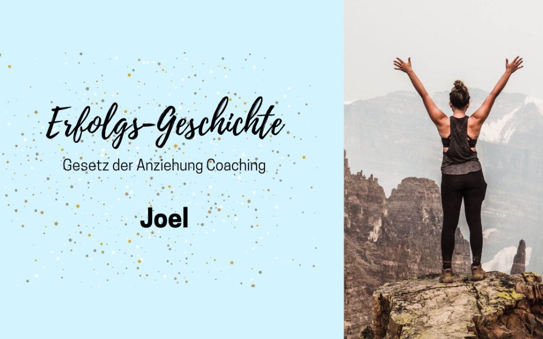 Kunden-Testimonial Joel
