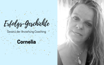 Wie Cornelia ihr Leben transformierte und wahres Glück fand | Erfolgs-Interview
